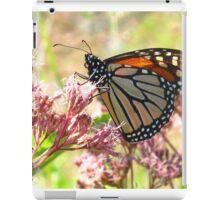 Monarch lullaby iPad Case/Skin