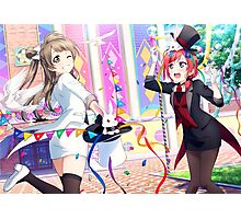 Love Live! School Idol Project - Magic Show! Photographic Print
