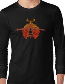 The Eater Of Fire Devil Long Sleeve T-Shirt