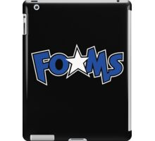 FOAMS iPad Case/Skin