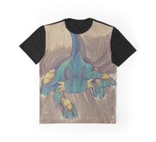 Muddy Water Graphic T-Shirt
