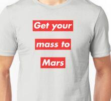 Get Your Mass to Mars (Red Alert) – Shirts & Hoodies Unisex T-Shirt