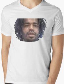 Death Grips - MC Ride (Noided Face) Mens V-Neck T-Shirt