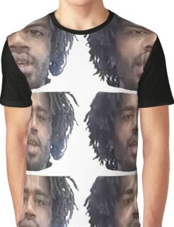 Death Grips - MC Ride (Noided Face) Graphic T-Shirt