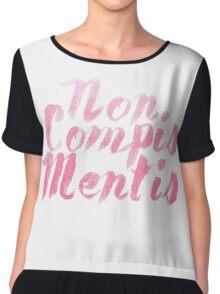 NCM - Pink Ladies Chiffon Top
