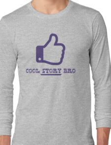 Trevor Story Cool Story Bro Long Sleeve T-Shirt