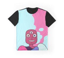 Cotton Candy Garnet Graphic T-Shirt