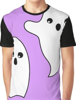 Spooky boo ghosts Graphic T-Shirt
