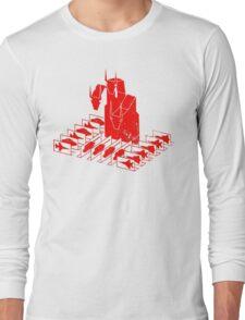 King Geedorah - Take Me To Your Leader Long Sleeve T-Shirt