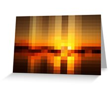 Nature Pixels No.19 Greeting Card