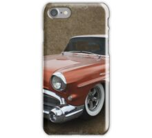 Classic Buick iPhone Case/Skin