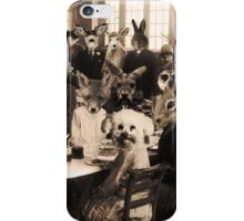 Woodland Wedding et al iPhone Case/Skin