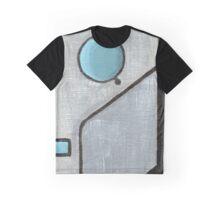 Cyberman Graphic T-Shirt