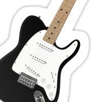 Ce n'est pas une guitare Sticker