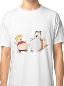calvin and hobbes obess Classic T-Shirt