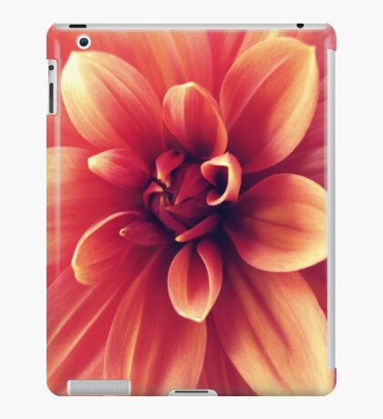 Dahlia iPad Case/Skin