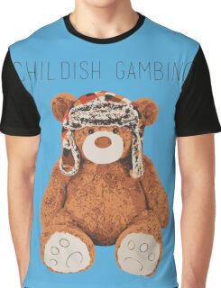 Gambino Bear Graphic T-Shirt