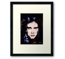 Steve Vai Framed Print