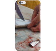 Fisherman's Hand. iPhone Case/Skin