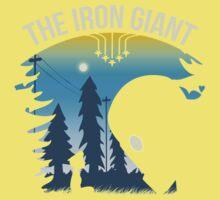 The Iron Giant Kids Tee