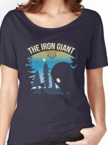The Iron Giant Women's Relaxed Fit T-Shirt