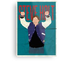 Steve Holt! Metal Print