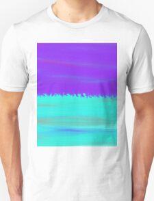 """Horizon"" - Digital Psychedelic Design T-Shirt"