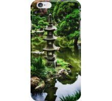 Pagoda Lantern iPhone Case/Skin