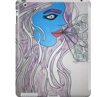 Girls Who Vape iPad Case/Skin