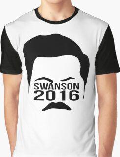 Swanson 2016 Graphic T-Shirt