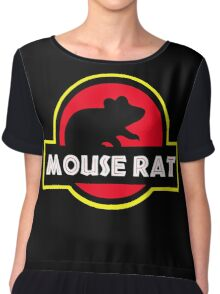 Mouse Rat JP Chiffon Top
