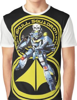 Skull Squadron Classic Graphic T-Shirt