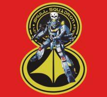 Skull Squadron Classic Kids Tee