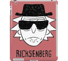 Ricksenberg Walter White Breaking Bad iPad Case/Skin
