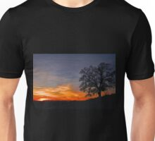 Sunset in the Hills Unisex T-Shirt