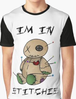 In stitches! Graphic T-Shirt