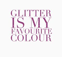 glitter is my favourite colour - eu Unisex T-Shirt