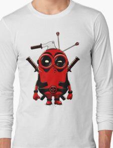 Minipool Funny Minion Long Sleeve T-Shirt