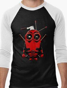 Minipool Funny Minion Men's Baseball ¾ T-Shirt