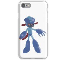 Mega Man Weavile iPhone Case/Skin