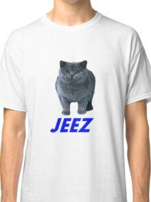 jeez what a cool cat Classic T-Shirt