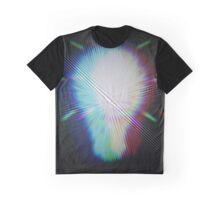 Pixeled Bulb Graphic T-Shirt