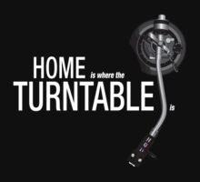 Home is where the Turntable is by raneman