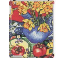 Daffodils and Tamarillos iPad Case/Skin