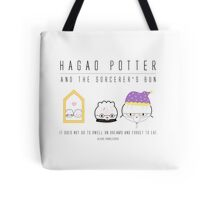 Hagao Potter and the Sorcerer's Bun Tote Bag