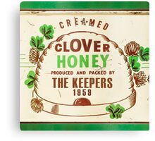 1959 The Keepers Honey  Canvas Print
