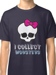 Monster Collector - Monster High Doll Shirt Dark Classic T-Shirt