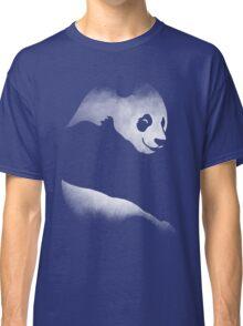 Panda minimalist Classic T-Shirt