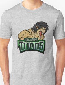 The Titans Unisex T-Shirt