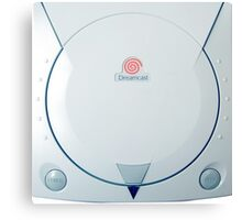 Dreamcast Canvas Print